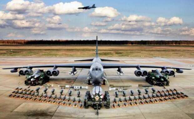 Пентагон отправил наБлижний Восток стратегическую авиацию