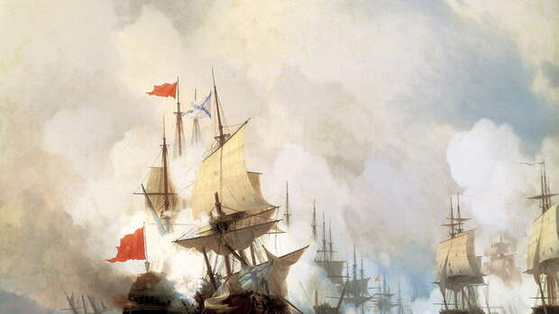 Капкан для турок: русские моряки сделали то, что не под силу никому