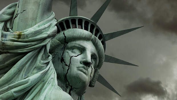 Проблемы Китая сквозь призму бревна в глазу Америки. Александр Роджерс