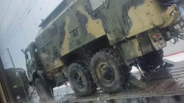 Войска награнице Украины иРостовской области прокомментировали вКремле