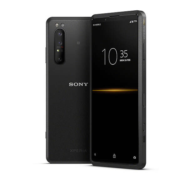 Смартфон для профессионалов Sony Xperia Pro скоро появится в продаже