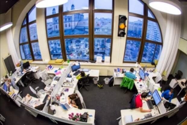 Тайны Грицака: в офисах «Яндекса» было много интересных русских предметов