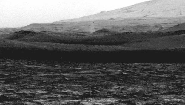 Марсоход NASA сфотографировал призрачных «пылевых дьяволов» на Марсе