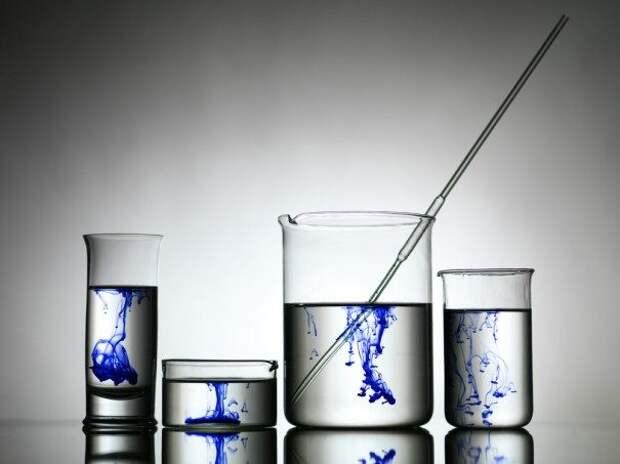 Удивительная химия в действии
