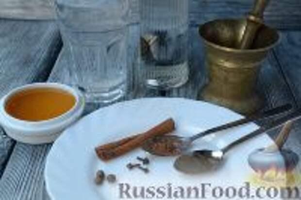 Фото приготовления рецепта: Крамбамбуля - шаг №1