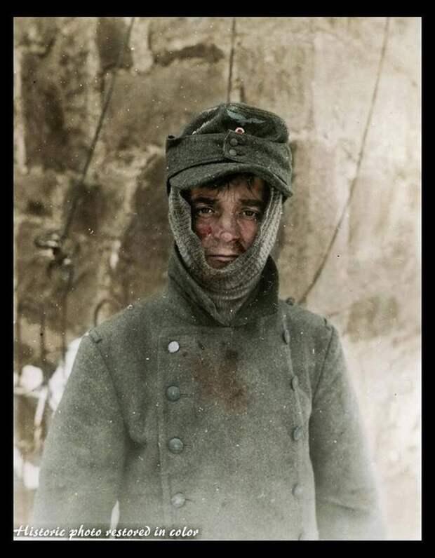 Жестокие мучения немцев в канадских и британских концлагерях.