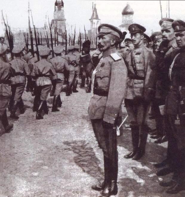 Корниловский мятеж: история предательства и бессмысленности
