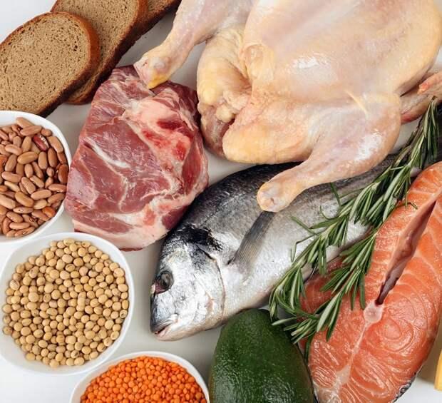 Антивозрастная диета для стимуляции выработки коллагена