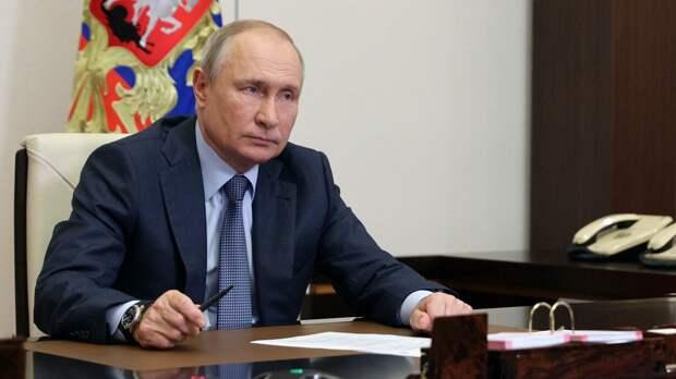 Путин в интервью NBC заявил, что не обеспокоен словами Байдена в его адрес