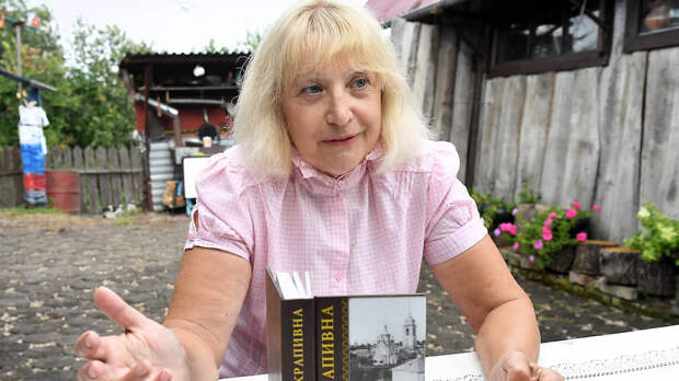 Зоя Демидова издала несколько книг о родном крае — а о чем же еще писать!
