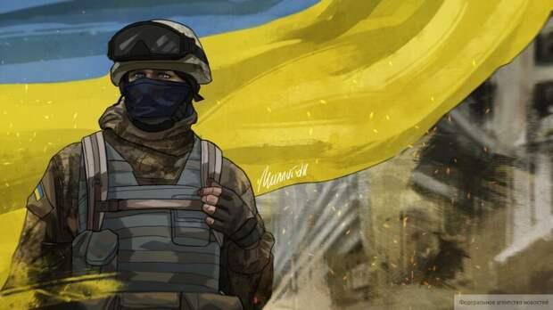 Украинский генерал рассказал, на что может рассчитывать Украина при реальном ударе РФ