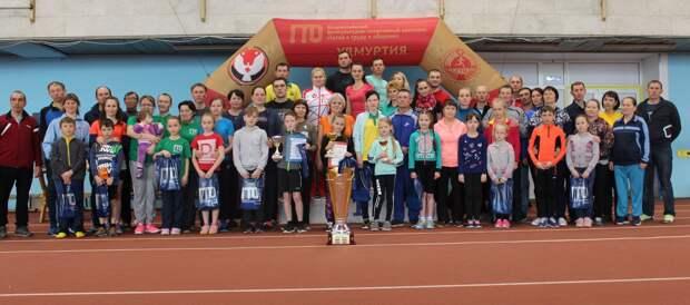 Самые спортивные семьи Удмуртии отправятся в Сочи