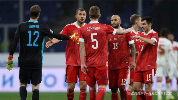 Товарищеский матч Россия— Болгария рассудит белорус Алексей Кульбаков