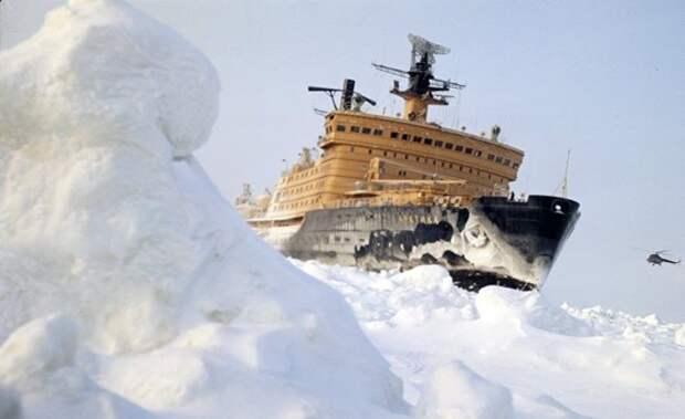 TNI: нет, Америка не готова противостоять Китаю и России в Арктике