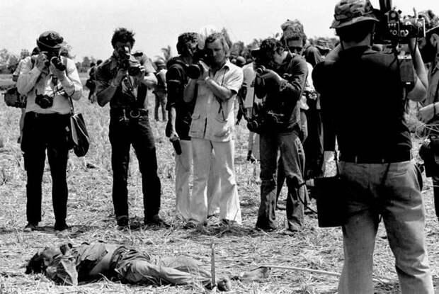 4. Дети, сожженные напалмом Вьетнам, война во вьетнаме, вьетнамская война, сша