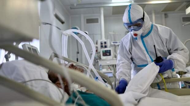 Оперштаб сообщил о 17 262 новых случаях коронавируса в России