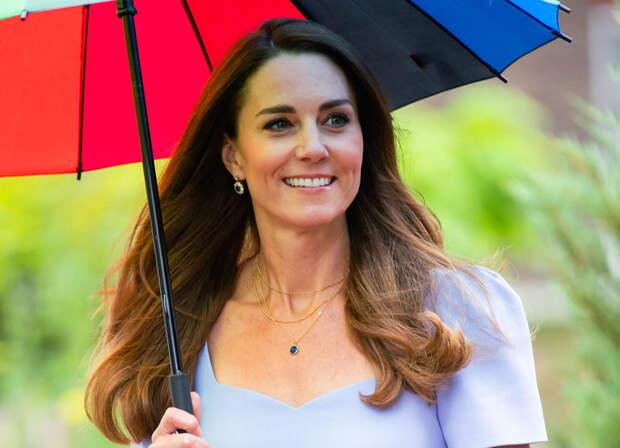 Кейт Миддлтон открыла фонд для детей младшего возраста