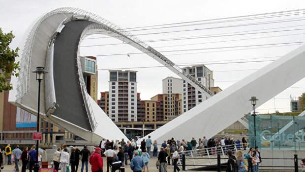 Мост Миллениум. Лондон, Великобритания