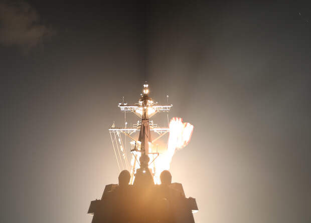 Американцы испытали SM-3 перехватом межконтинентальной ракеты
