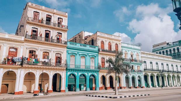 Улицы Гаваны, Куба - РИА Новости, 1920, 10.05.2021
