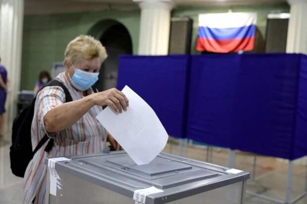 ТИК района Северное Бутово опровергла фейк движения «Голос» о закрытии УИК №2325 без отчета