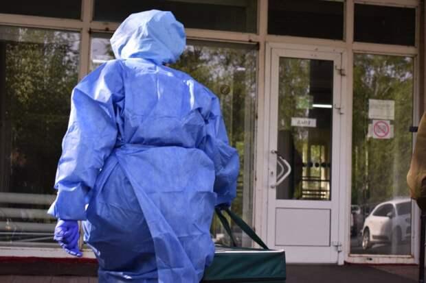 На 25% за неделю увеличилась заболеваемость COVID-19 в Новосибирской области