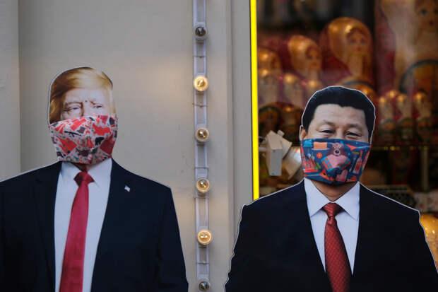 Подумать об этом завтра? Россия и конфликт Китая и США