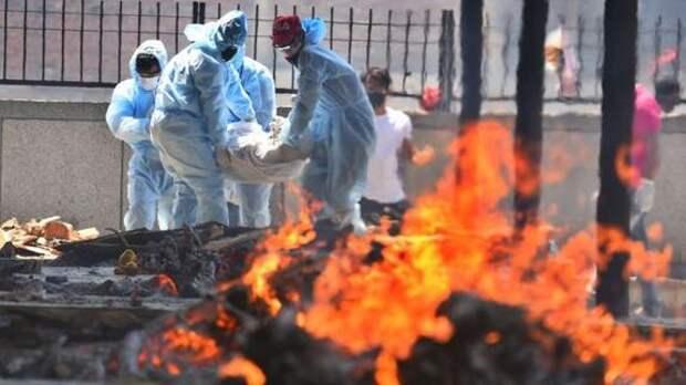 COVID-катастрофа в Индии — угроза всему миру