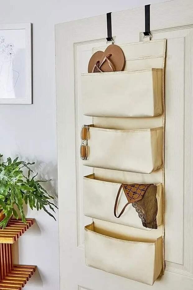 Умные и стильные решения для хранения вещей в каждой комнате вашего дома