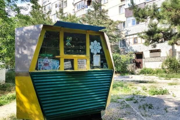 С начала года в Симферополе демонтировали 33 незаконных объекта