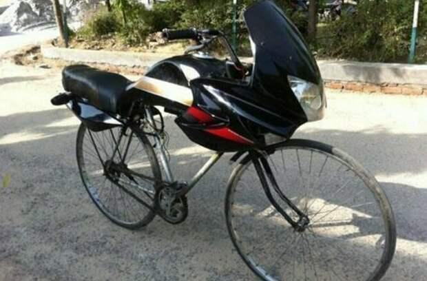 20 необычных велоконцептов для тех, кто решил пересесть на колёса WTF?, wtf, велосипеды, необычное, подборка, странное, транспорт