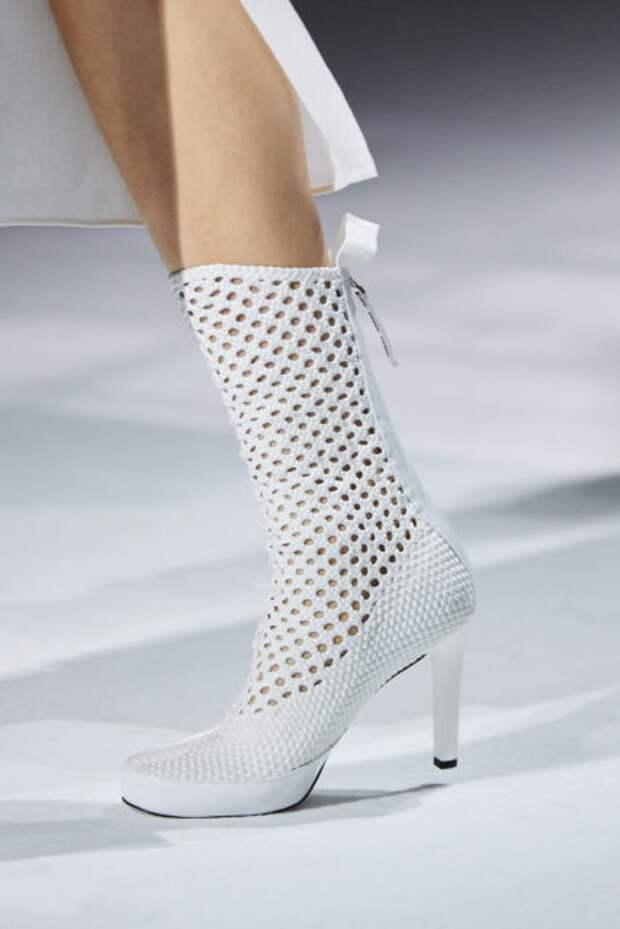 Какая обувь будет на каждом шагу весной 2021. Трендовые повседневные луки