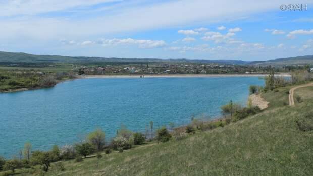 В Крыму Аянское водохранилище полностью восстановилось от засухи
