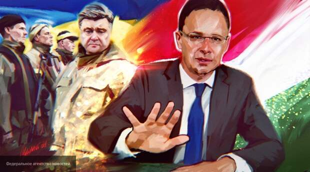 Венгрия отреагировала на обвинения Украины во вмешательстве: «Жалкая чушь!»