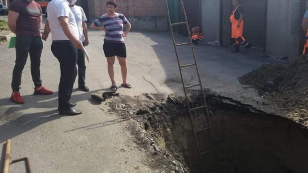 ВРостове разорвали контракт напрочистку ливневок за60млн рублей