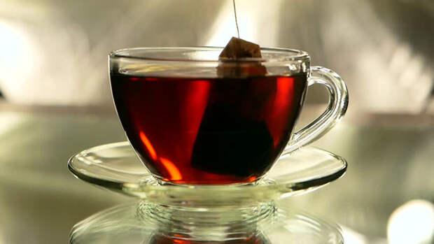 Чем плох крепкий чай