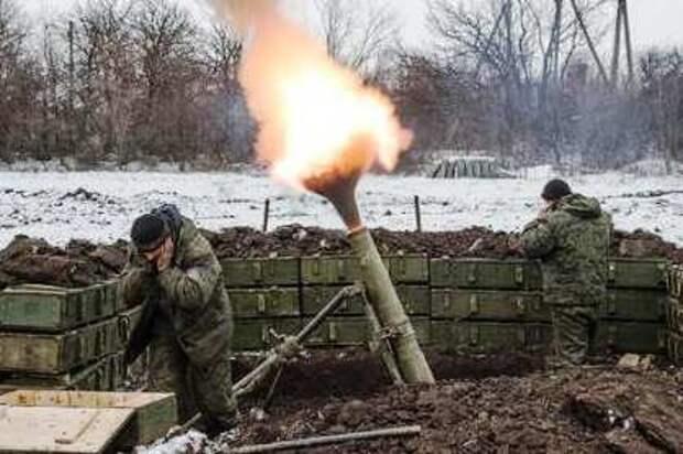 В МИД России прокомментировали обострение ситуации в Донбассе