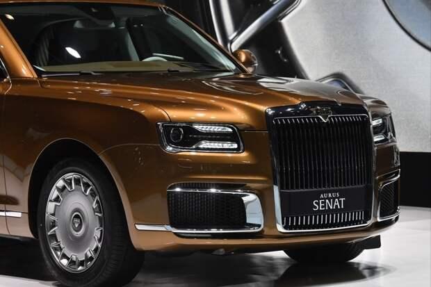 Двигатель автомобиля Aurus будет использоваться для малой авиации