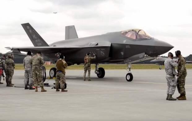 Украина планирует перевооружиться на F-15 и F-35