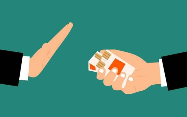 Врач рассказала о последствиях резкого отказа от курения