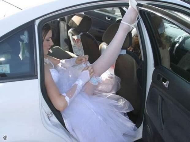 Прикольные свадебные торжества 10