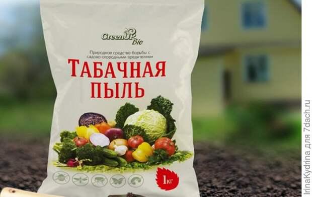 Табачная пыль (Фото с сайта habinfo.ru)