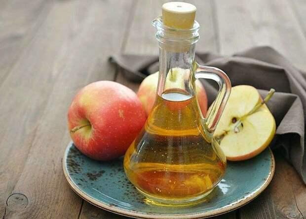6 средств с яблочным уксусом для лечения различных высыпаний на коже