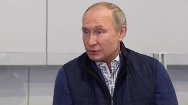 Путин пропустит стартовый матч сборной России на Евро-2020