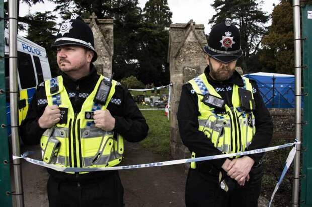 Британия предъявила обвинения третьему подозреваемому по «делу Скрипалей»