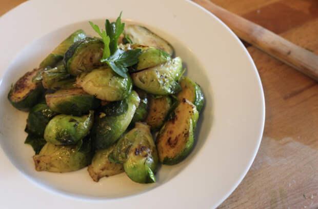 Петрушка и капуста: продукты, в которых много витамина С