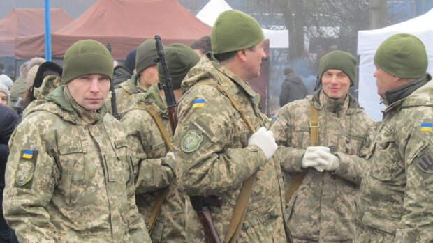 В Киеве рассказали, как Россия без боя «обезоружила» солдат ВСУ в Донбассе
