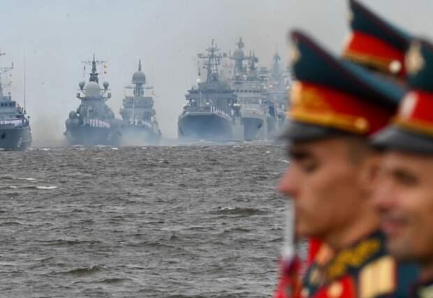В Чехии одной фразой поставили на место критиков парада ко Дню ВМФ России