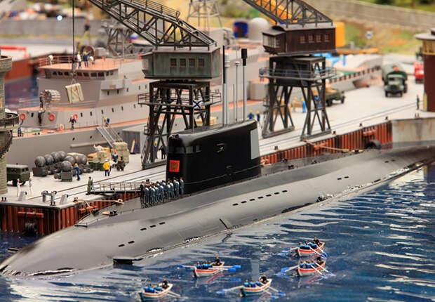 Американцы решили устроить морскую блокаду России. Но есть нюансы