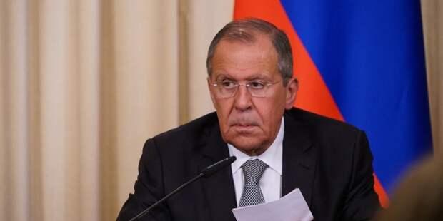 Лавров обвинил Вашингтон в углублении кризиса системы контроля над вооружениями